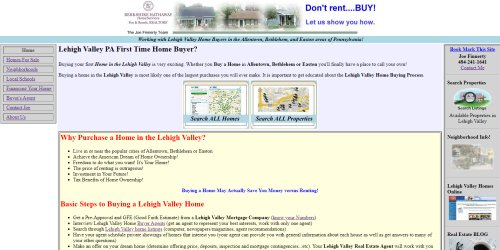 Lehigh Valley First Time Home Buyer-
