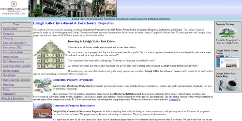 Lehigh Valley Investment Properties