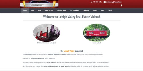 Lehigh Valley Real Estate Videos